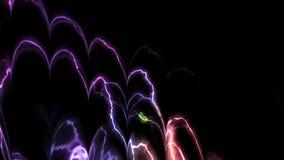 Lightning Thunderstorm Digital Rendering