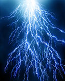 Lightning flash Royalty Free Stock Photo
