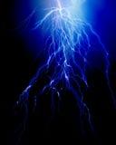 Lightning flash Stock Photography