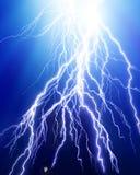 Lightning flash Stock Image
