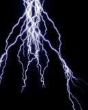 Lightning flashes Royalty Free Stock Photography