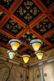 Lightning Greece, interior Royalty Free Stock Images