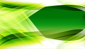 Lightning green design background Royalty Free Stock Photos