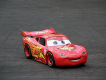 Lightning McQueen Royalty Free Stock Photography