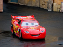 Lightning Mcqueen royalty free stock images