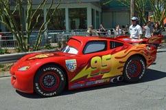 Lightning McQueen stock photography