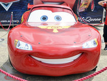 Lightning McQueen. royalty free stock photography