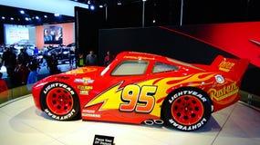 Lightning McQueen Stock Image