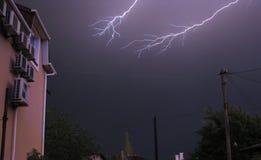 Lightning Royalty Free Stock Image