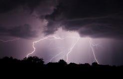 Lightning Royalty Free Stock Photos