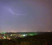 Lightning Stock Image