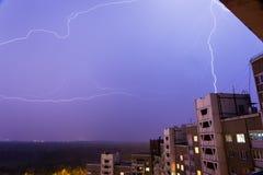Lightning Stock Photography