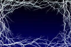 Free Lightning Sparks Frame Royalty Free Stock Images - 111255639