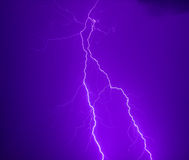 Lightning Strike 3 Stock Image
