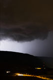 Lightning strike Royalty Free Stock Images