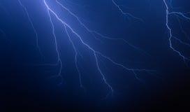 Lightning Strikes Royalty Free Stock Photos