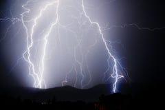 Lightnings Stock Photo