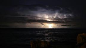 Lightnings  Stock Photos