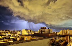 Lightnings 037 Stock Photo