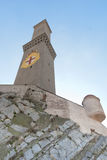 Lightouse Lanterna Genoa town Italy Symbol Royalty Free Stock Photo