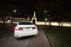 Lightpainting Honda Civic FB Immagine Stock Libera da Diritti