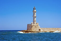 Lightroom of Chania, Crete Stock Images
