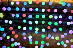 Lights background Stock Photo