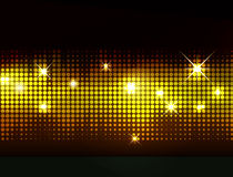 Lights Background. Abstract disco star Lights Background Stock Image