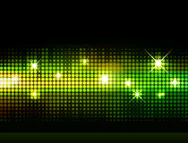 Lights Background. Abstract disco star Lights Background Royalty Free Stock Images