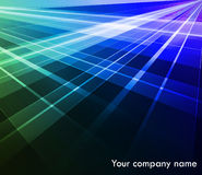 Lights Background. Abstract disco ray Lights Background Stock Photography