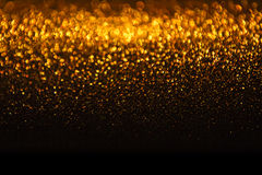 Lights Background, Abstract Gold Blur Holiday Light, Golden. Lights Background, Abstract Gold Blur Holiday Light, Christmas Golden Glowing Bokeh, Holiday Texture stock photo