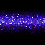 Lights Background, Abstract Seamless Blur Light Bokeh, Blue Glow Stock Image