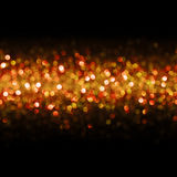 Lights Background, Abstract Seamless Blur Light Bokeh, Red Stock Photo