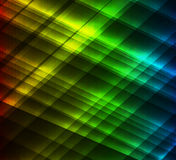 Lights Background. Abstract spectrum   blurred  Lights Background Stock Image