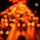 Lights blurred background Royalty Free Stock Photos