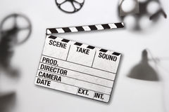 Lights, Camera, Action Royalty Free Stock Photo