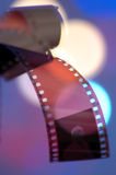 Lights camera action Royalty Free Stock Image