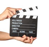 Lights, camera, action! Royalty Free Stock Image