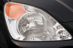 Lights of a car Royalty Free Stock Photos