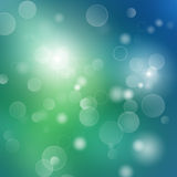 Lights celebration background Royalty Free Stock Photography