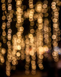 Lights Christmas background. Royalty Free Stock Photos