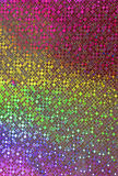 lights, colours, circles, shapes, shiny Panel with many colors Stock Images