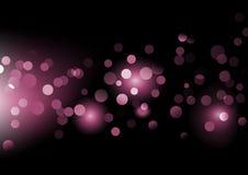 Lights dots stock illustration