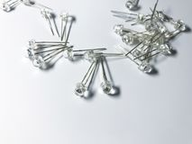 Lights Emitting Diode, LED, Used for lamp assembly. stock photos