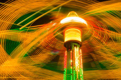 Lights at the Fair Royalty Free Stock Photos