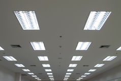 Free Lights From Ceiling Stock Image - 45931931