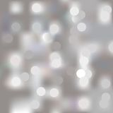 Lights on grey background. Lights on grey and silver background Stock Photo