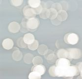 Lights on grey background. Stock Images