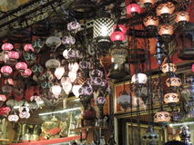 Lights in Istanbul Stock Photos