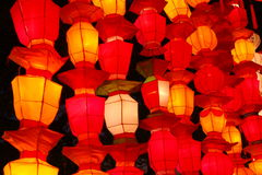 Lights lantern Stock Photography